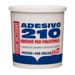 ADESIVO 210 PER POLISTIROLO...
