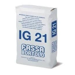 IG 21 BIANCO 25 KG